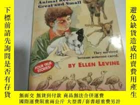 二手書博民逛書店SAVED!罕見Animal Rescues Great and