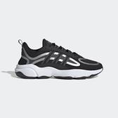 Adidas Haiwee [EG9571] 男鞋 運動 休閒 慢跑 穩定 緩衝 舒適 復古 透氣 穿搭 愛迪達 黑 灰
