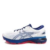 Asics GEL-Kayano 25 [1011A019-100] 男鞋 運動 慢跑 休閒 緩衝 避震 亞瑟士 白藍