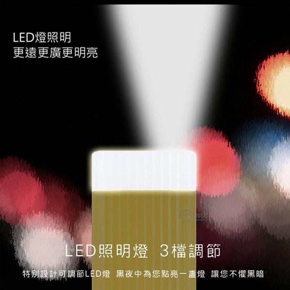 Proda 雪糕 LED照明燈 行動電源 10000mAh LED行動電源