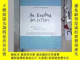 二手書博民逛書店AU罕見BONHEUR DES LETTRES SHAUN USHER 為了幸福的信(106)Y203004