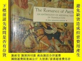 二手書博民逛書店The罕見Romance of Arthur, New, Exp