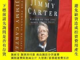 二手書博民逛書店The罕見Personal Beliefs of Jimmy C