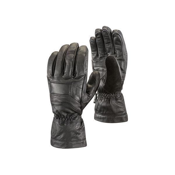 [BLACK DIAMOND] Kingpin Gloves 全皮滑雪手套 L 黑 (801422016-L)