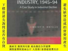 二手書博民逛書店The罕見British Motor Industry, 194
