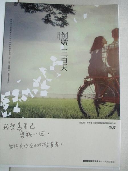 【書寶二手書T1/一般小說_ILK】倒數三百天_煙波