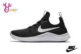 NIKE FREE TR 8 運動鞋 女款 彈性襪套式 慢跑鞋 訓練鞋 O7191#黑色◆OSOME奧森童鞋