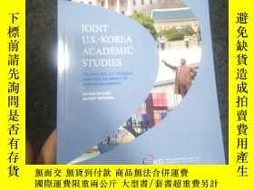 二手書博民逛書店2017罕見JOINT U.S.-Korea Academic