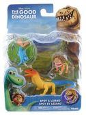 《恐龍當家》Tomy 造型恐龍 小巴&蜥蜴 DS62002←皮克斯 迪士尼動畫電影 公仔 模型 多美小汽車