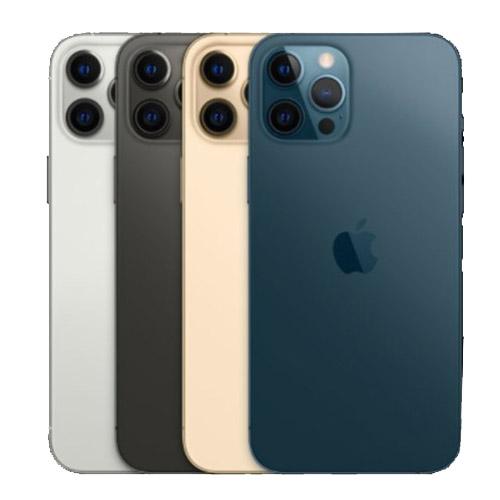 Apple iPhone 12 Pro Max 128G(石墨/銀/金/藍)【愛買】