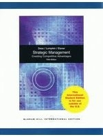 二手書《Strategic Management: Creating Competitive Advantages International Edition》 R2Y ISBN:9780071083263