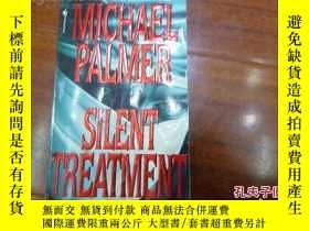 二手書博民逛書店《michael罕見palmer sient treatment