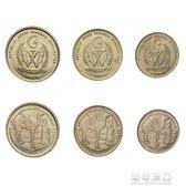 文化紀念幣  【非洲】西撒哈拉3枚一套1992年外國硬幣有氧化銅銹可可鞋櫃