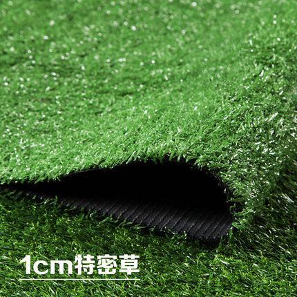 人造草坪仿真草坪塑料假綠植幼兒園人工草皮戶外裝飾綠色地毯圍擋 【1平方】 降價兩天