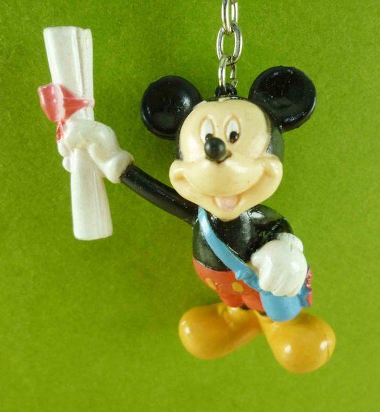 【震撼精品百貨】Micky Mouse_米奇/米妮 ~鎖圈-米奇拿信