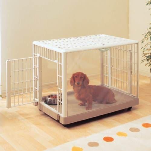 【培菓平價寵物網】IRIS《雪白》可移動式透明面板側開寵物籠810