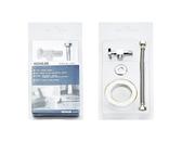 【麗室衛浴】美國 KOHLER原裝 乾式施工馬桶安裝配件3件套組  K-1081376