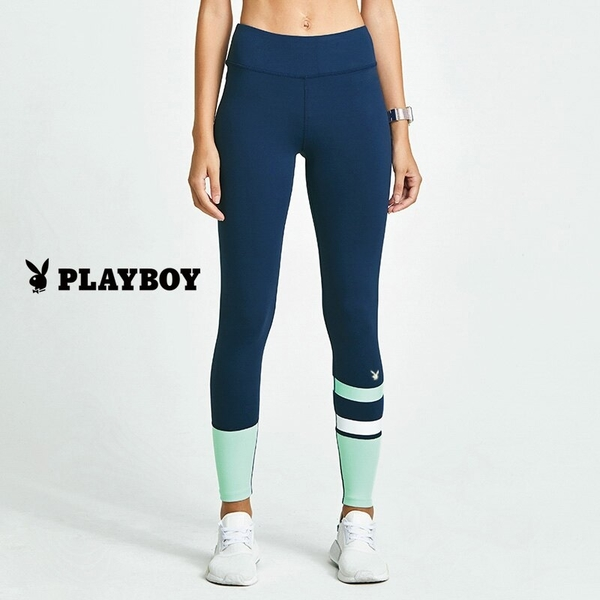 PLAYBOY 健身瑜珈長褲