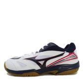 Mizuno Gate Sky [71GA174016] 男鞋 運動 羽球 排球 透氣 耐磨 止滑 舒適 美津濃 白藍