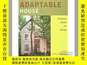 二手書博民逛書店The罕見Adaptable House : Designing