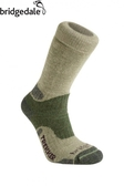 Bridgedale 英國 健行家 四季美麗諾中厚襪-中 綠 710 169 登山襪 健行襪 保暖襪 [易遨遊]