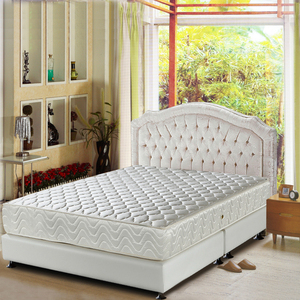 睡芝寶】-頂級天然乳膠抗菌防潑水-蜂巢式獨立筒床墊單人3.5尺