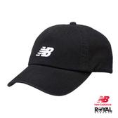 New balance 黑色 布質 鴨舌帽 NO.H2944【新竹皇家 LAH91014BK】