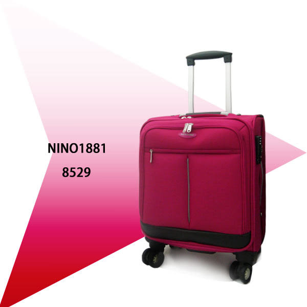 行李箱 NINO1881 台灣製 多色 布箱 商務箱 旅行箱 17吋 行李箱 8529