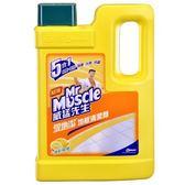 威猛先生愛地潔地板清潔劑-檸檬2000ml【愛買】