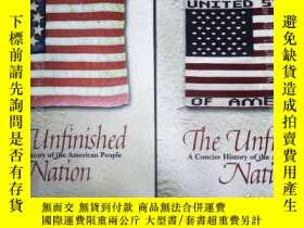 二手書博民逛書店The罕見Unfinished Nation: A Concis