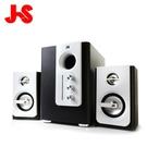 JS JY3060 天籟爵士全木質多媒體喇叭 / 白