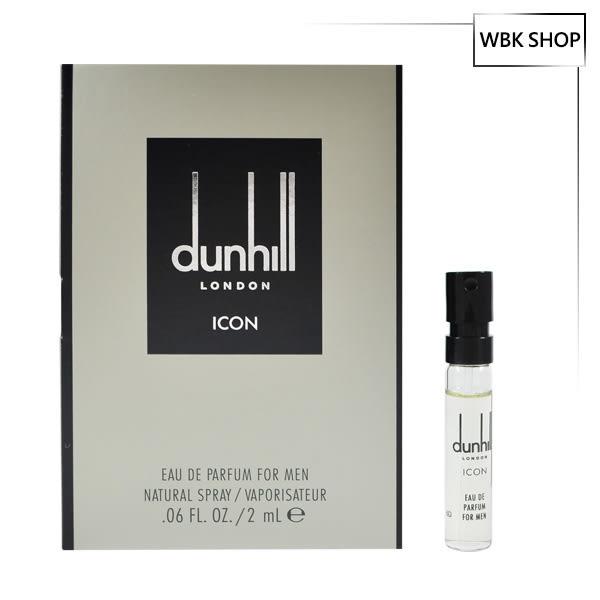 Dunhill London 經典男性淡香精 針管小香 2ml Icon EDP - WBK SHOP
