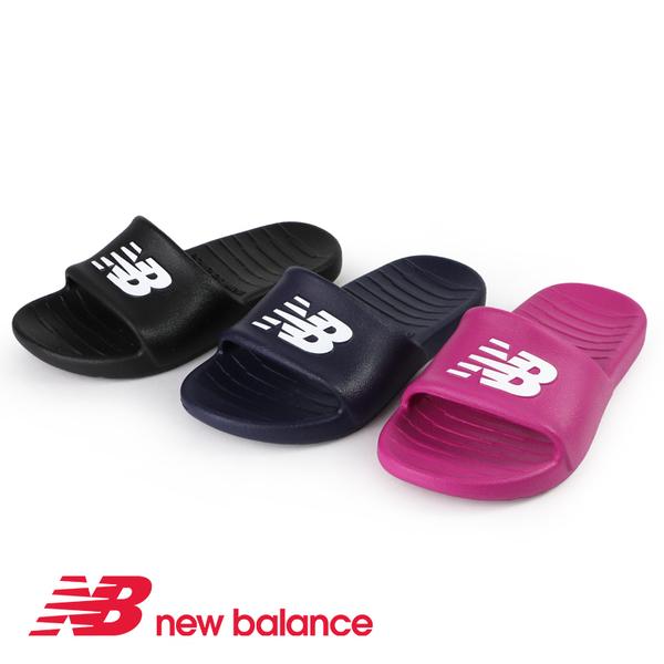 New Balance 桃紅 涼拖鞋 中大童 NO.R5459