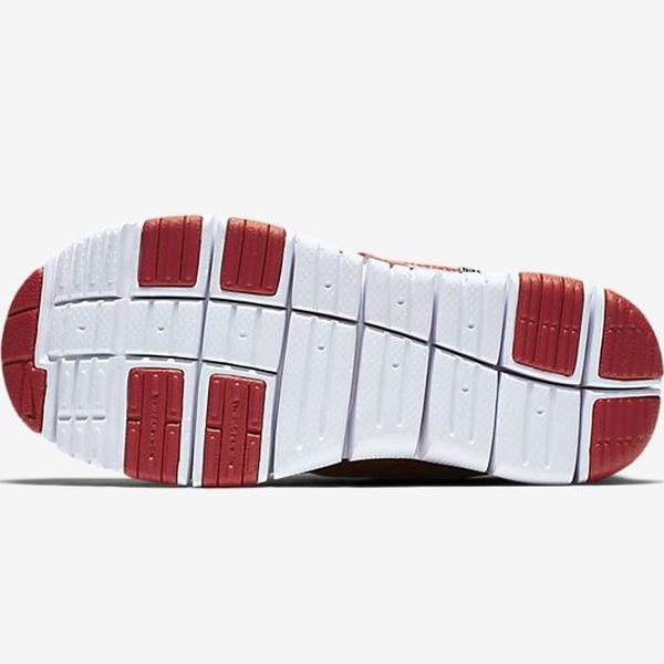 Nike Dynamo Free PS 童鞋 中童 慢跑 毛毛蟲 休閒 紅 【運動世界】343738-621