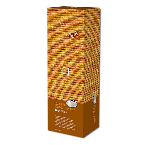 【老楊】-咖啡方塊酥 田園系列 120g