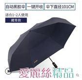 雨傘 天堂傘旗艦店雨傘折疊自動傘防紫外線太陽傘遮陽傘男女晴雨防曬傘 愛麗絲