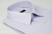 【金‧安德森】 淡紫色吸排窄版長袖襯衫