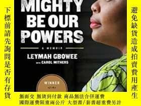 二手書博民逛書店Mighty罕見Be Our PowersY256260 Carol Mithers Beast Books
