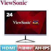 ViewSonic優派 24型無框美型液晶螢幕 VX2476-smhd