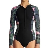 Hurley W ADV PLUS 2MM SPRINGSUIT ANTHRACITE 防寒衣-2MM(女)