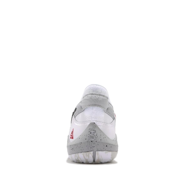 Nike 籃球鞋 Zoom Freak 2 GS White Cement 白 黑 女鞋 大理石潑墨 字母哥 二代 運動鞋 【ACS】 CN8574-100