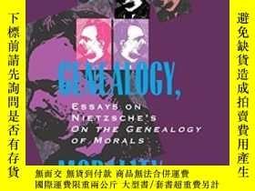 二手書博民逛書店Nietzsche,罕見Genealogy, MoralityY255562 Richard Schacht