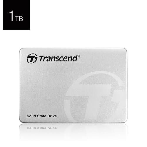 Transcend 創見 SSD370S 1T B SATA3 2.5吋 SSD 固態硬碟 鋁殼版