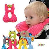澳洲Jollybaby寶寶護頸U型枕 安全護枕 兒童護頸