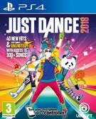 [哈GAME族]免運費 可刷卡●一起尬舞吧●PS4 舞力全開2018 亞版 中文版 Just Dance 2018 實體光碟