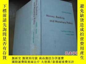 二手書博民逛書店Money,Banking罕見and Monetary Poli