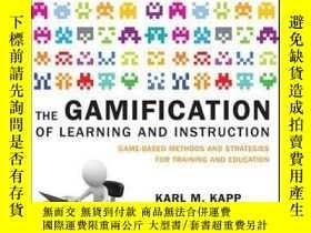 二手書博民逛書店The罕見Gamification of Learning and Instruction: Game-based