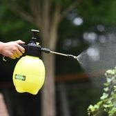澆花噴壺氣壓式噴水壺家用園藝灑水壺小號澆水壺澆花神器噴霧噴壺   伊芙莎