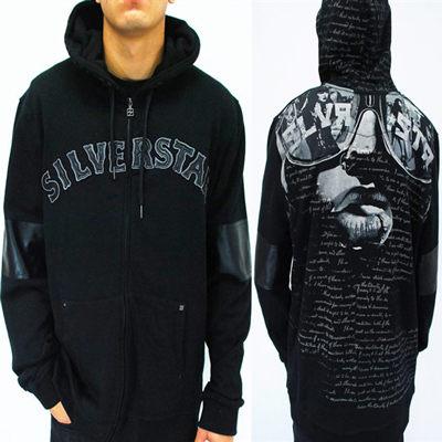 『摩達客』美國進口【Silver Star】Famous設計連帽外套(11112073001)