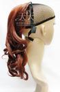 【頭髮增長】119C綁式(一片)大捲假髮片 35cm 35號 [28549]